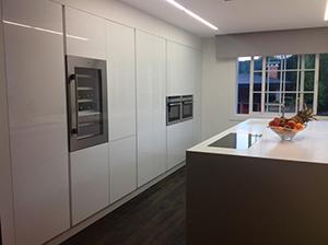 Dise o de cocinas ba os armarios empotrados iluminaci n - Disenos de armarios empotrados ...